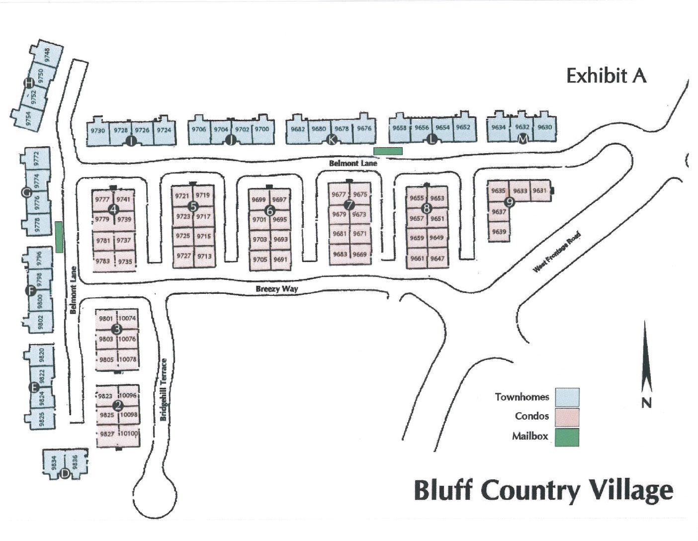Bluff Country Townhomes, Eden Prairie, MN